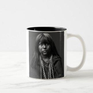 Mosa - A Mohave Woman Coffee Mug