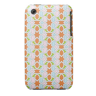 Mosaic and art of Morocco. Arabesque in ceramic iPhone 3 Cover
