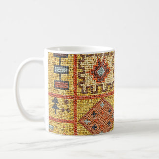 mosaic arab decoration architecture morocco islam coffee mug