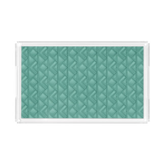 Mosaic Background Acrylic Tray