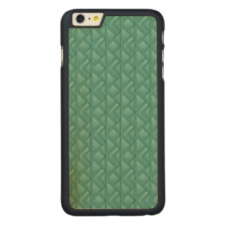 Mosaic Background Carved Maple iPhone 6 Plus Case