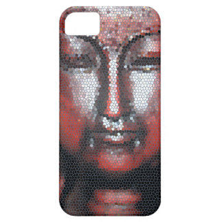Mosaic Buddha iPhone 5 Case