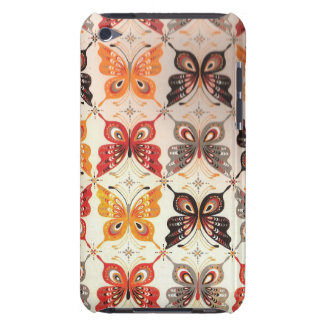 Mosaic Butterfly iPod Touch Case