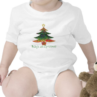 Mosaic Christmas Tree T-shirt
