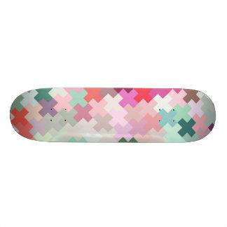 Mosaic & Co 04A 21.6 Cm Skateboard Deck
