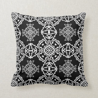 Mosaic Cross Wallpaper Cushion