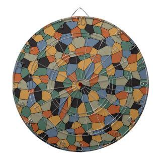 Mosaic Dartboard