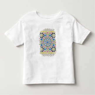 Mosaic design from the Alhambra, from 'The Arabian Toddler T-Shirt