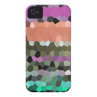 Mosaic Design iPhone 4/4SBarely There Case