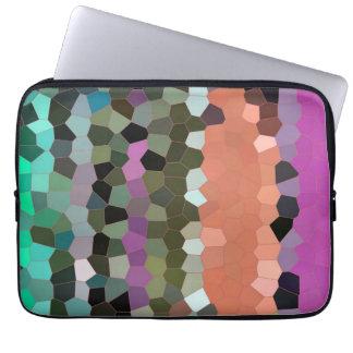 "Mosaic Digital Design Laptop Sleeve 13"""