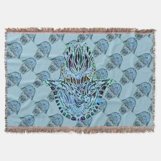 Mosaic Hamsa Hand