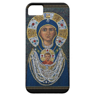 Mosaic icon from Murano island Barely There iPhone 5 Case