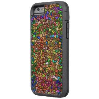 Mosaic Image iPhone 6 case - SRF Tough Xtreme iPhone 6 Case