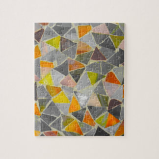 Mosaic in Colour Jigsaw Puzzle