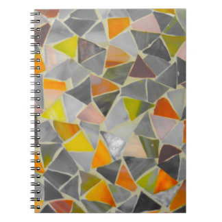 Mosaic in Colour Notebook