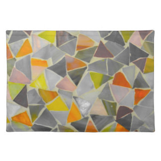 Mosaic in Colour Placemat