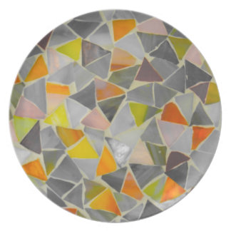 Mosaic in Colour Plate