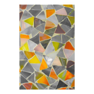 Mosaic in Colour Stationery