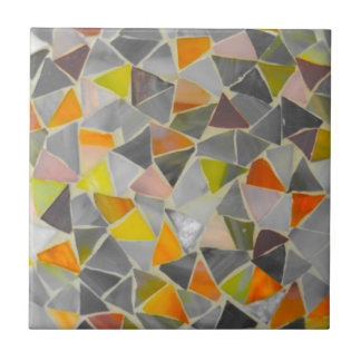 Mosaic in Colour Tile