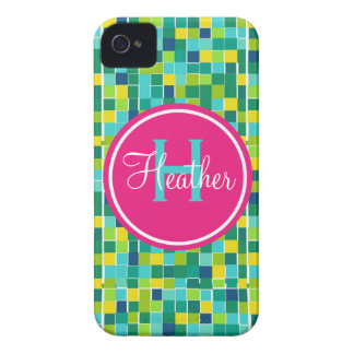 Mosaic iPhone 4 Case
