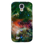 Mosaic is of the Soul Nebula Galaxy S4 Case