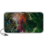 Mosaic is of the Soul Nebula Travel Speakers