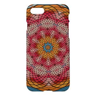 Mosaic kaleidoscope pattern iPhone 8/7 case