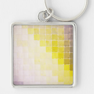 Mosaic Key Ring