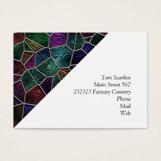 Mosaic Lora, multicolor