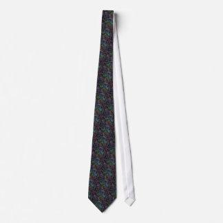 Mosaic LORA,multicolor Tie