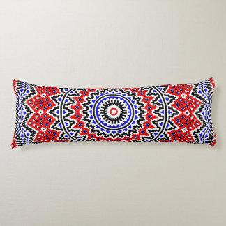 Mosaic Mandala 2 Body Cushion