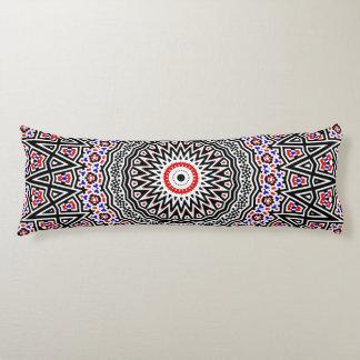 Mosaic Mandala Body Cushion