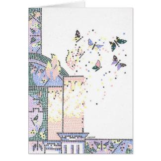 Mosaic Metamorphosis Card