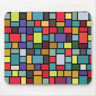 Mosaic Mouse Pad