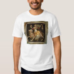 Mosaic of Dionysus riding a Leopard c.180 AD Tshirt