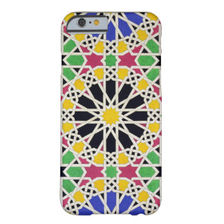 Mosaic ornament in the south side of the Court of Barely There iPhone 6 Case