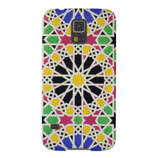 Mosaic ornament in the south side of the Court of Galaxy S5 Cover