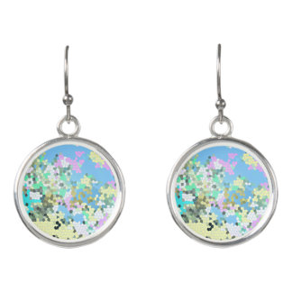 Mosaic Pastel Earrings