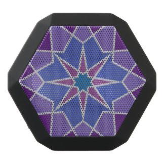 Mosaic pattern bluetooth speaker