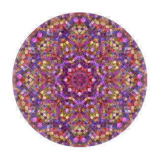 Mosaic Pattern   Glass Cutting Boards, 5 styles Cutting Board