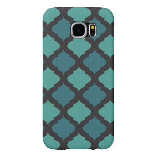 Mosaic pattern in arab style samsung galaxy s6 cases