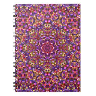 Mosaic Pattern Notebook