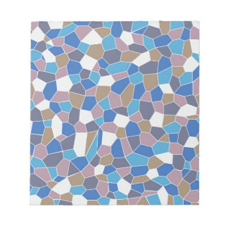 Mosaic Pattern Notepads