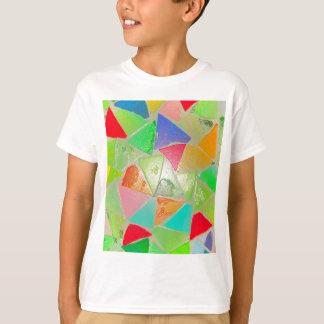 Mosaic Pattern T-Shirt