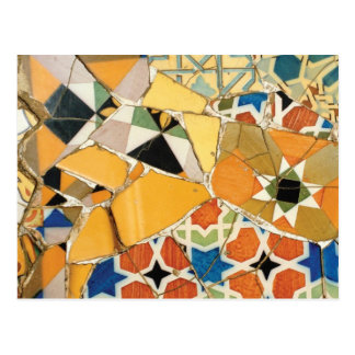 Mosaic Postcard #5