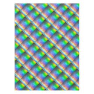 Mosaic Rainbow Tablecloth