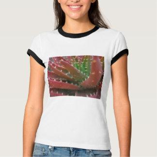 Mosaic Red-Green Aloe 2 Tshirt