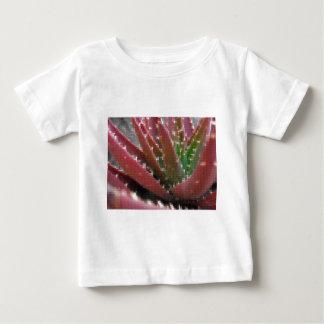Mosaic Red-Green Aloe Shirts