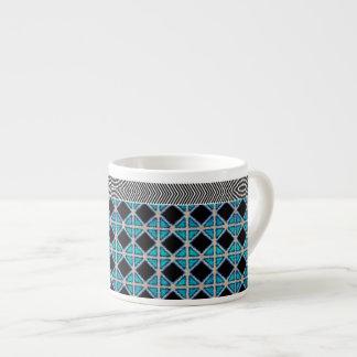 Mosaic Sea Espresso Cup