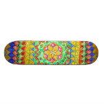 Mosaic Skateboard